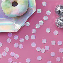Iridescent Party Table/Invite Confetti - 14g
