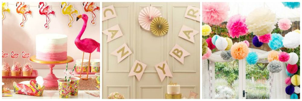 Party Decor at The Party Accessory Company