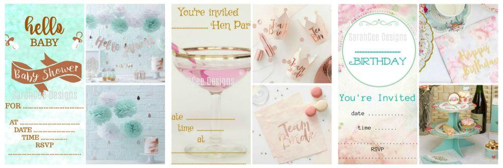 parties web blog 3rd Jun