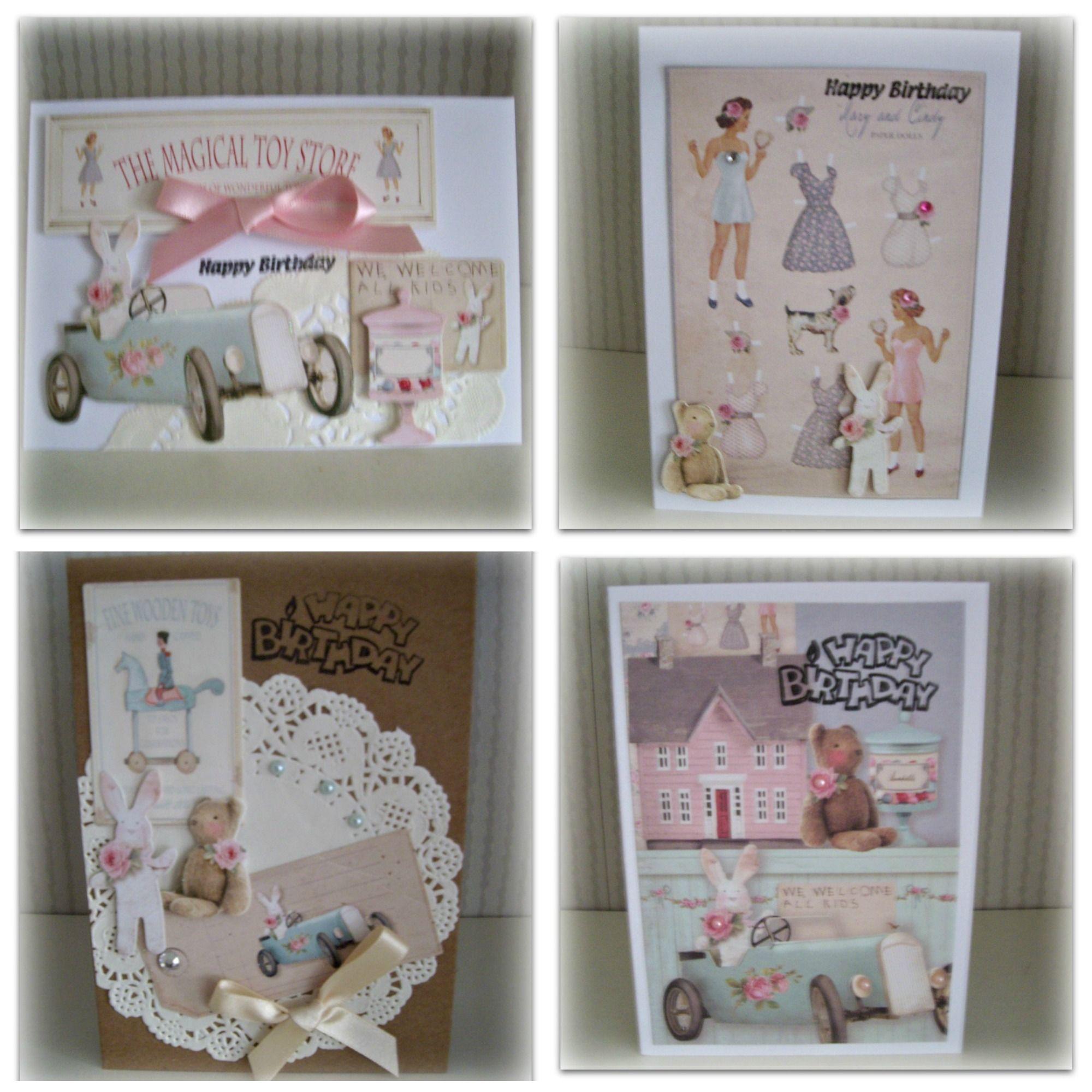 Handmade Cards for Children