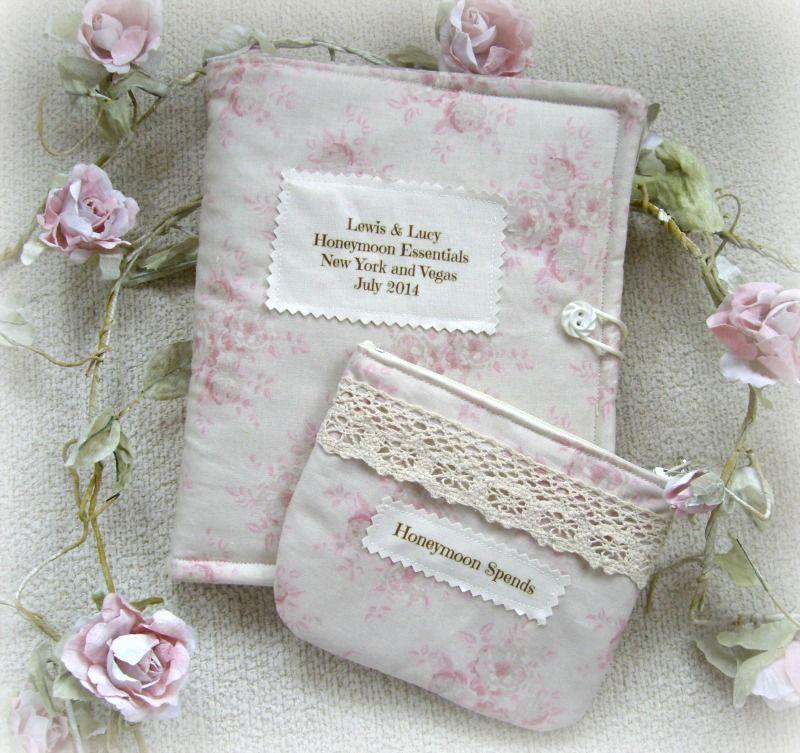 Handmade honeymoon gifts