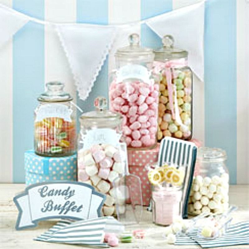 Party Decor - Candy Buffet Supplies