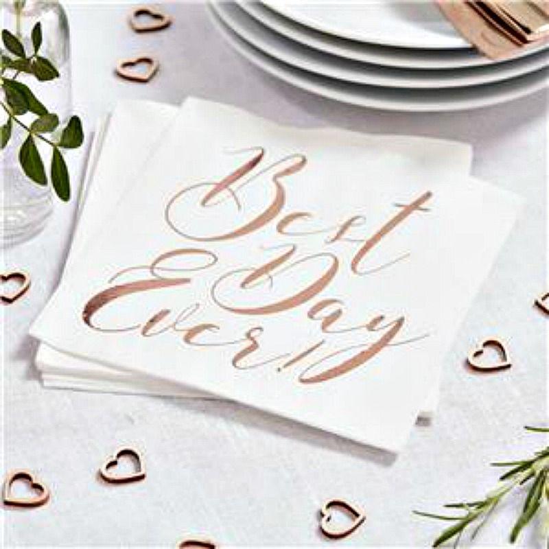 Wedding Tableware & Decorations