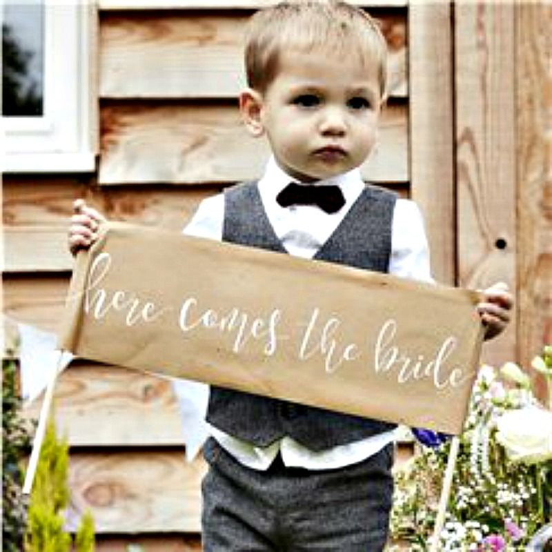 Wedding Signs and Decorations