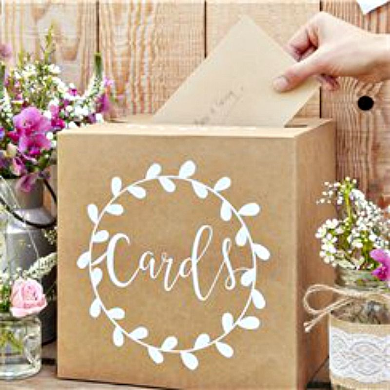 Guest Books & Card Boxes