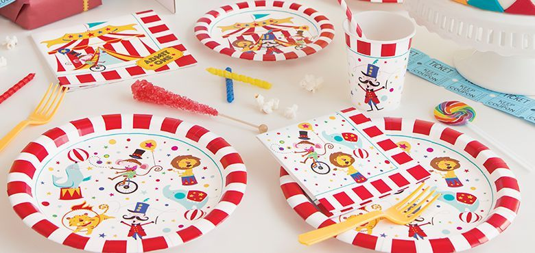 Kids Birthday Party Decorations for Boys