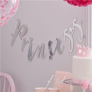 Princess party bunting