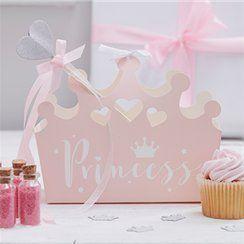 Princess party boxes