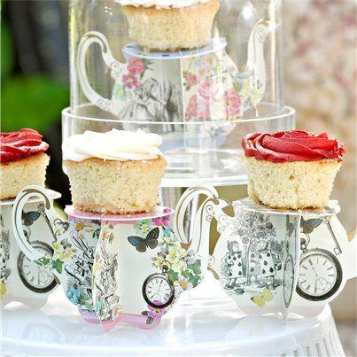 Alice in Wonderland Party Decorations & Tableware