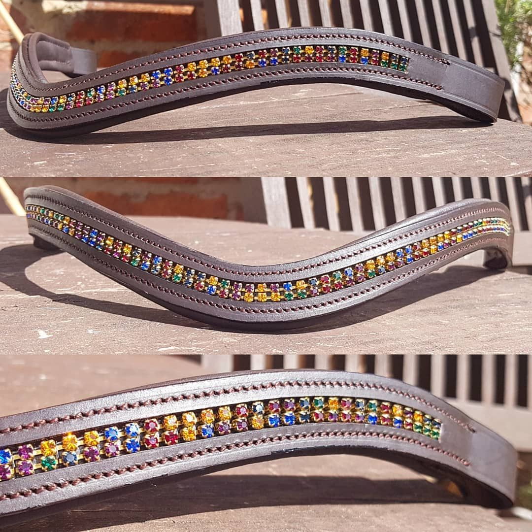 Multi Double Row Channel Browband