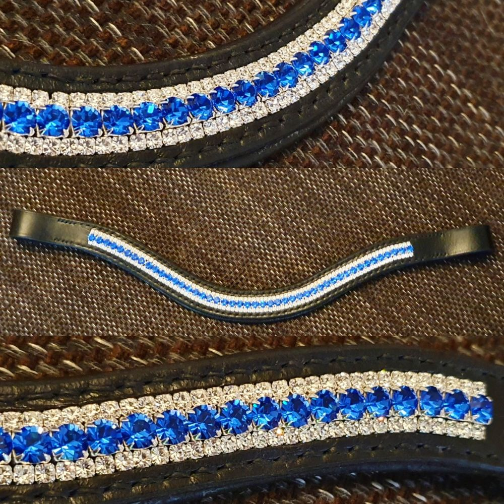 Premier Crystal channel Browband