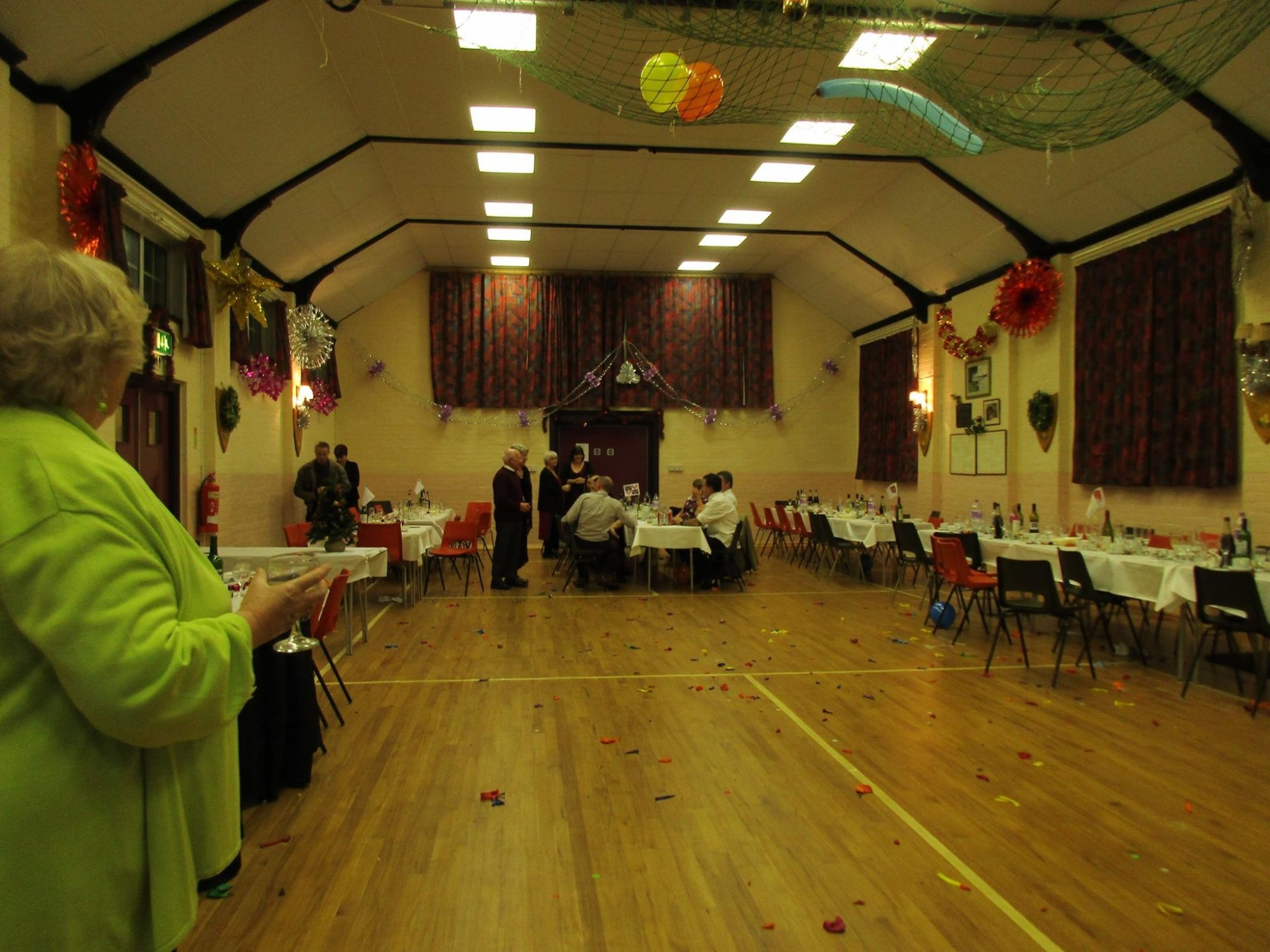 Party venues in the Black Down Hills