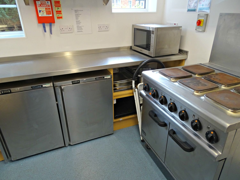 Catering facilities in Hemyock