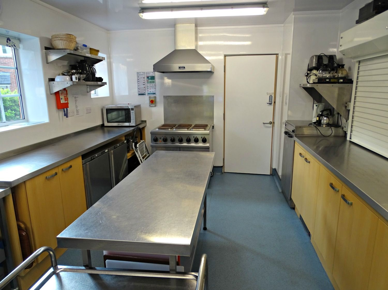 Commercial kitchen to hire in Devon