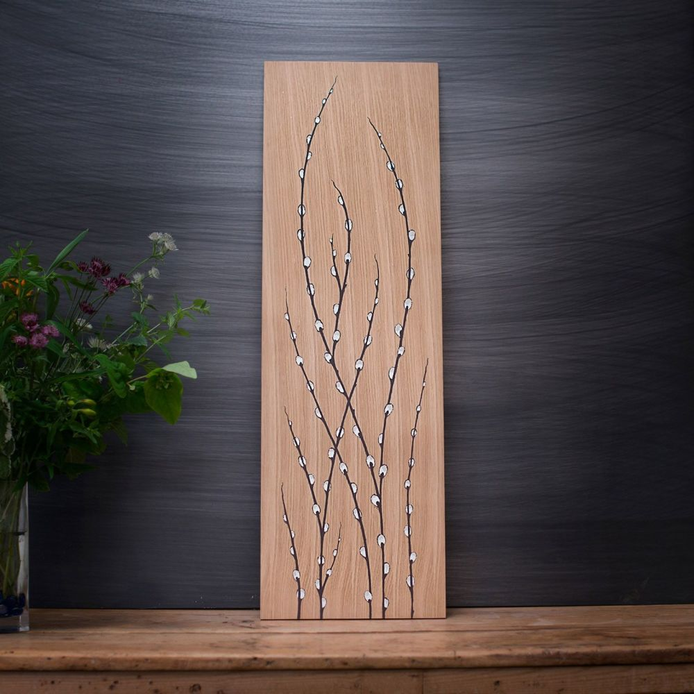 Willow wall panel