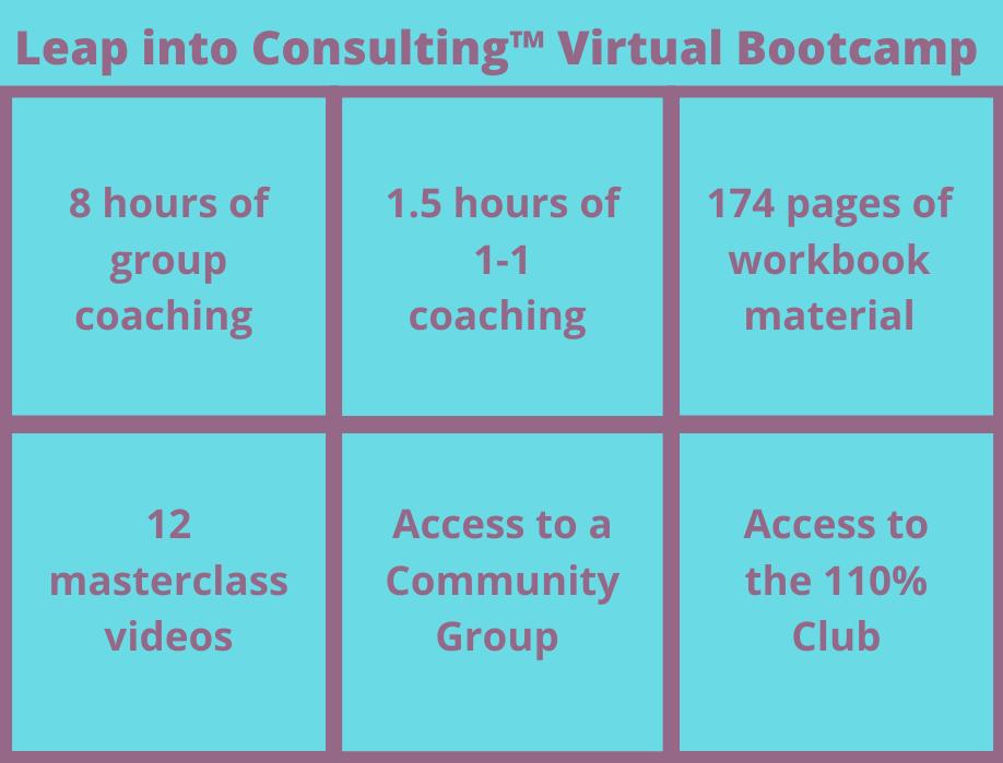 Bootcamp benefits