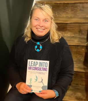 Sarah Hamilton-Gill and book