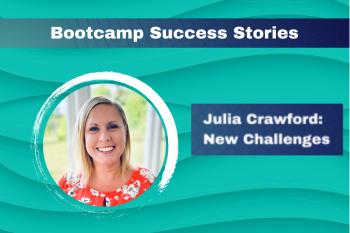 Julia Crawford New Challenges
