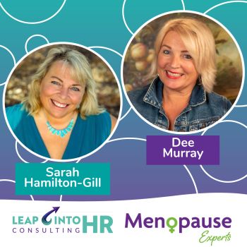 Leap into and Menopause Experts partnership