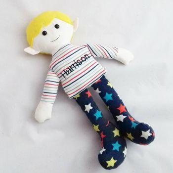 Memory doll boy