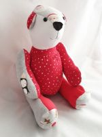 <!--001-->Christmas keepsake bear