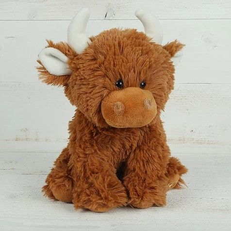 Mini Highland Coo