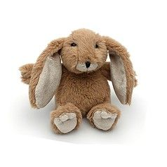 Mini snuggly bunny brown