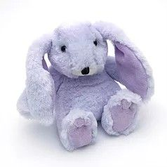 Small snuggly bunny lilac