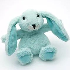 Small snuggly bunny mint