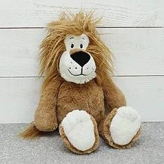 Bad hair day lion