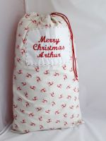 <!--008-->Personalised Christmas sack