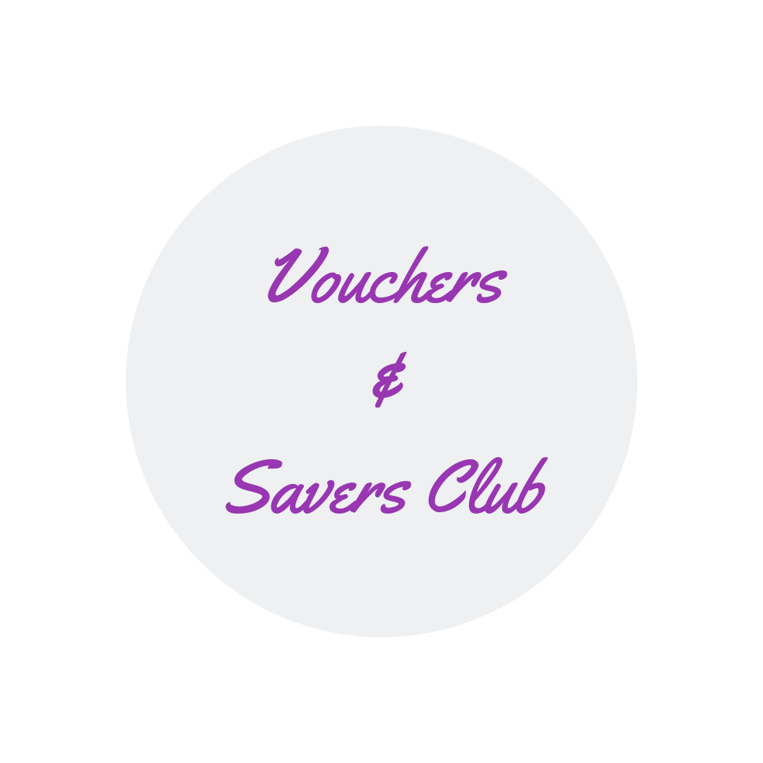 gift vouchers and payment plans