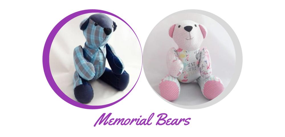 memorial bears