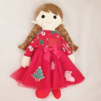 <!--006-->Keepsake Christmas doll