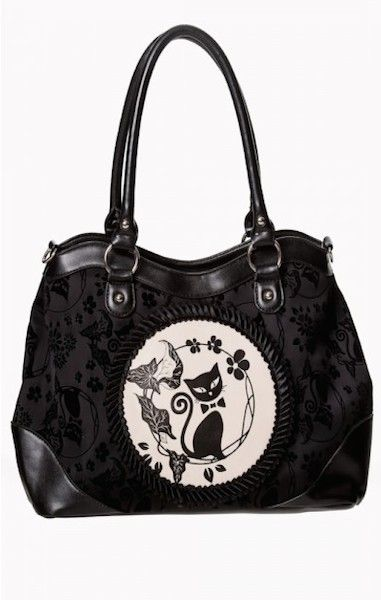 Call of the Phoenix Bag Black