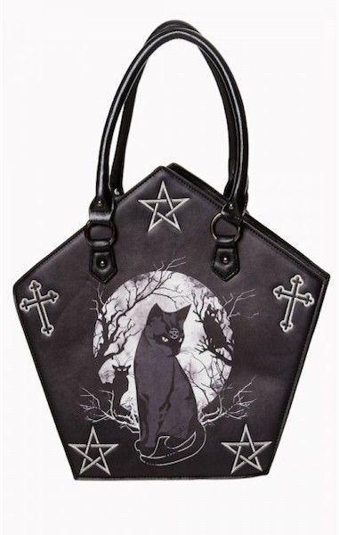 Hecate Pentagon Bag