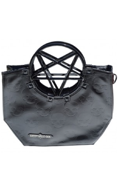 Pentagram Handle Bag