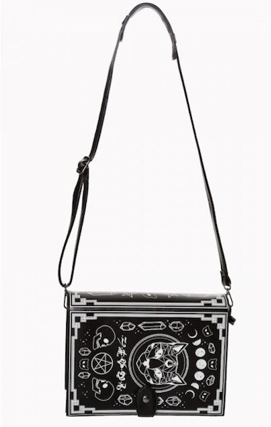 Spellbinder Bag Black
