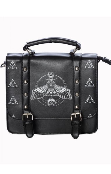Moth Small Satchel