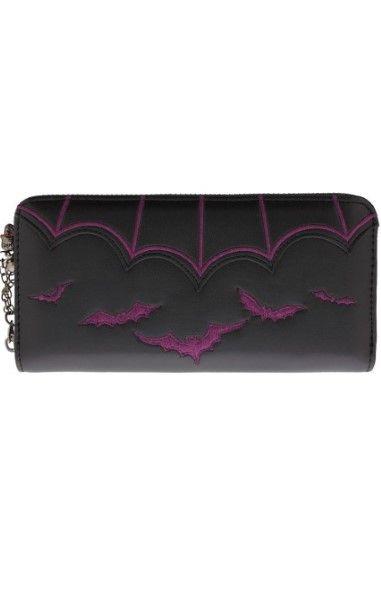 Salem Wallet Purple