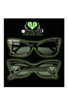 Fright Board Glow in the Dark Sunglasses