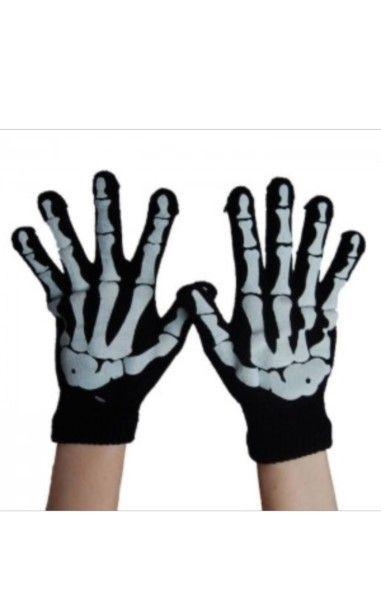BGG Gloves- Black and White