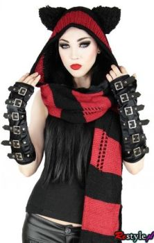 Gothic Armwarmers