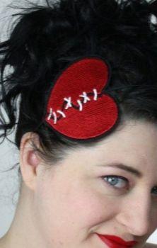 Broken Heart Hairband