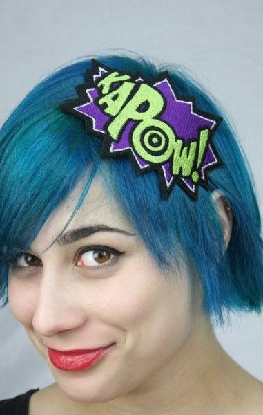 Kapow Hairband