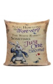 How Long is Forever Cushion Cover