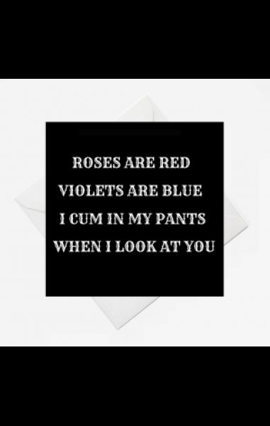 Cum In My Pants