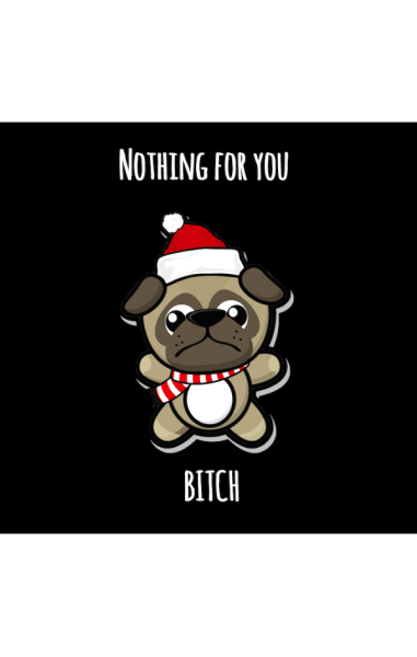 Nothing For You Card