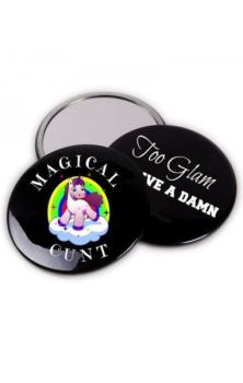 Magical Cunt Pocket Mirror