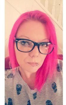 Inflashy Colours Pink - Salon Quality Dye 150ml